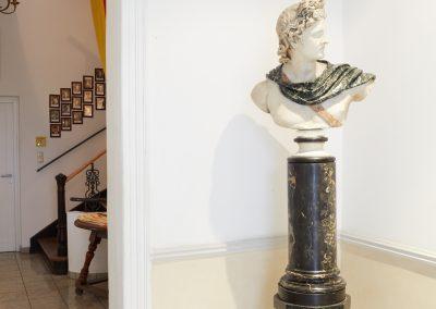 Apollo im Eingangsbereich