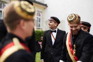 Münchener Burschenschaft Franco-Bavaria Aktivitas 2017 - Couleur